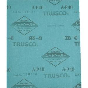 TRUSCO シートペーパー #1000 5枚入  GBS-1000-5P3100