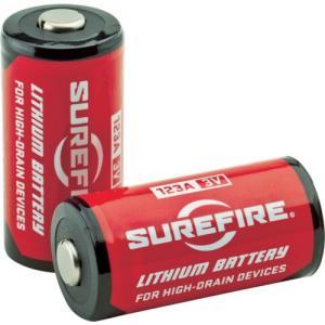 SUREFIRE バッテリー (2個入り)  SF2CB 3372