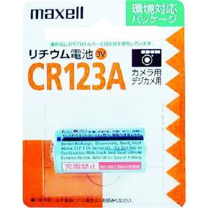 日立 リチウム電池3V CR123タイプ  CR123A-1BP 6036