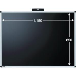 キングジム 電子吸着ボード「ラッケージ」  RK12090-BK 2050