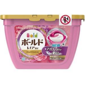 P&G ボールド ジェルボール3D 癒しのプレミアムブロッサム の香り本体の商品画像|ナビ