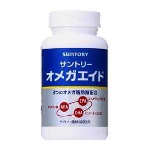 オメガエイド サントリー 180粒 DHA EPA オメガ3|koufukudoonline