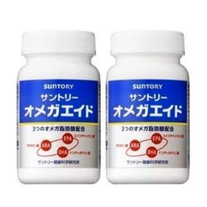 オメガエイド サントリー 180粒 DHA EPA オメガ3 2個|koufukudoonline