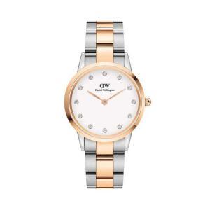 新品 2年保証 送料無料 32mm Daniel Wellington ダニエル ウェリントン 腕時計 Iconic Link LUMINE DW00100358 DW00600358 kougasyou