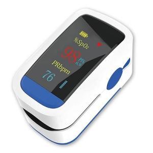 新品 OXI NAVi オキシナビ TOAMIT 血中酸素飽和度 脈拍数機能 カウンター機能 ストップウォッチ機能 ウェルネス機器 TOA-OXINV-001|kougasyou