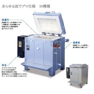 マイコン付上扉式電気窯DME-20A-Wの詳細画像1