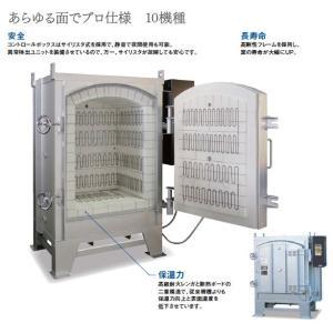 マイコン付横扉式電気窯DMT-15A-Wの詳細画像1