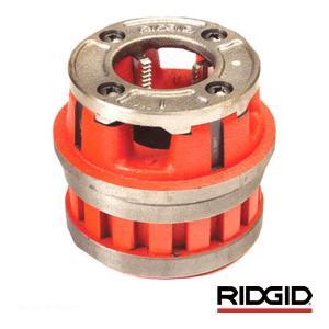 RIDGID 65975 12R 1 ダイヘッド コンプリート BSPT|kougu-tuhan