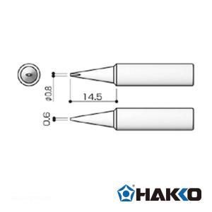 白光 T18-D08 こて先/0.8D型