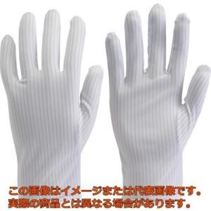 TRUSCO 制電手袋 10双組 LLサイズ T...の商品画像