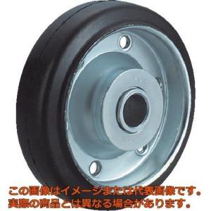 ユーエイ 車輪 200径ゴム車輪 W-200の商品画像