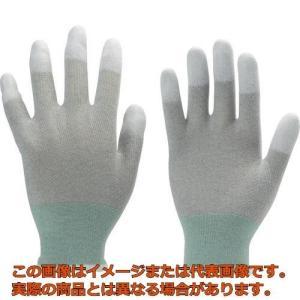 TRUSCO 指先コート静電気対策用手袋 Mサ...の関連商品9
