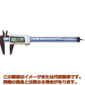 シンワ デジタルノギスカーボンファイバー製150mm 19979