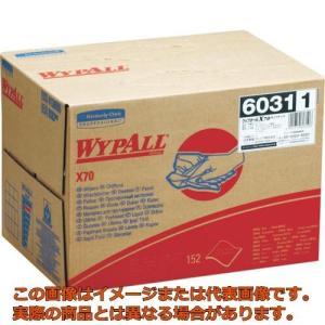 クレシア ワイプオールX70 ポップアップ 60311
