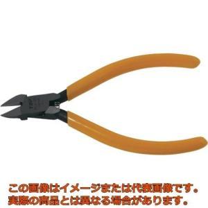 TOP プラスチックニッパ(バネ付) 125mm PLN125