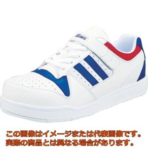 ジーベック スーパーめちゃ軽セフティシューズ トリコロール 26.0CM 85114-38-260