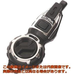 シンワ       ハンディ墨つぼJr.Plus自動巻ブラック 73282
