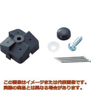 光 パンチングボード 石膏ボード用 止め具セット 黒 4組入 PBST1