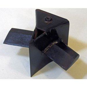 薪割り機専用 4分割カッター|kouguitiba