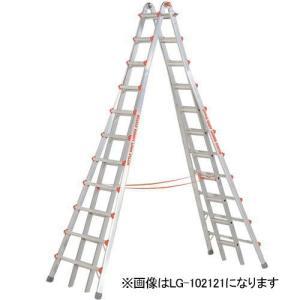 (代引不可 直送品) ハセガワ 長尺専用脚立 LG-10109