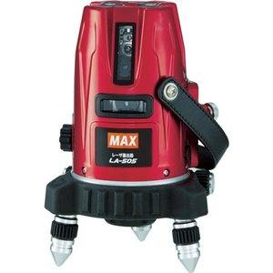 MAX レーザ墨出器受光器+三脚セット LA−505−DTセット (1S) 品番:LA-505-DT|kouguland