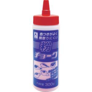 たくみ 粉チョーク 赤 (1本) 品番:2204 kouguland