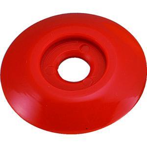 トラスコ ポイントベース NO.2 赤 (20枚...の商品画像