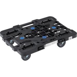 トラスコ ルートバンメッシュタイプ 515X385 オール自在 黒 (1台) 品番:MPK-500J-BK|kouguland