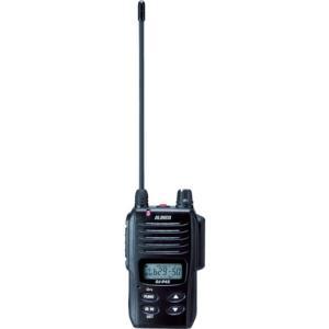 アルインコ 防水特定小電力トランシーバー/同時通話 (1台) 品番:DJP45