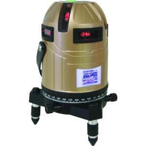 STS 受光器対応高輝度レーザ墨出器 EXA−YR44 (1台) 品番:EXA-YR44|kouguland