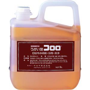 サラヤ うがい薬コロロ 5L (1個) 品番:12834
