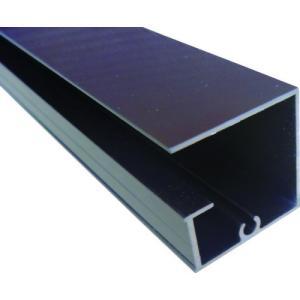 アルインコ 波板用母屋材 2.4M ブロンズ (1本) 品番:BA170B|kouguland