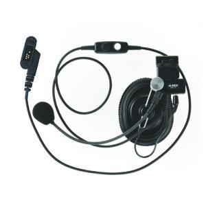 アルインコ ヘルメット用ヘッドセット(スプリングプラグ) (1個) 品番:EME40A