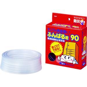 ニトムズ 家具転倒防止安定板 ふんばる君90 (1個) 品番:M5880