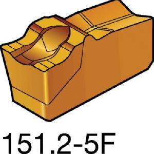 サンドビック T?Max Q?カット 突切り?溝入れチップ 1125 COAT (10個) 品番:R151.2-200 08-5F 1125 kouguland 01