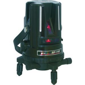 STS 高輝度レーザー墨出器 SF−11R (1台) 品番:SF-11R kouguland