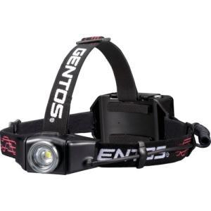 GENTOS Gシリーズ ヘッドライト 003RG (1個) 品番:GH-003RG|kouguland