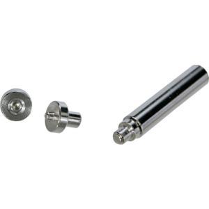 トラスコ プライヤー型ハトメパンチ用交換コマ 電気ハトメ3mm (1Pk) 品番:THP-KD3 kouguland