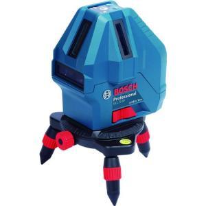 ボッシュ レーザー墨出し器 (1台) 品番:GLL5-50XSET|kouguland