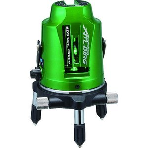 KDS グリーンレーザー墨出器 ATL−D1RG (1台) 品番:ATL-D1RG|kouguland