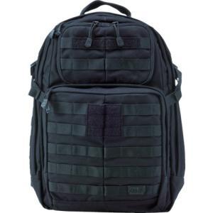 5.11 ラッシュ24 バックパック ブラック (1個) 品番:58601-019 kouguland