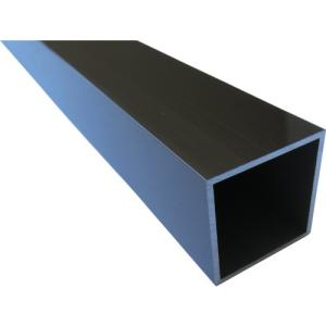 アルインコ アルミ角パイプ 50X50X2.0 ブロンズ艶消し 1m (1本) 品番:FB211B1|kouguland