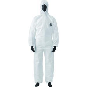 トラスコ 帯電防止使い捨て保護服(3層) Lサイズ (1着) 品番:TRPS10E-L
