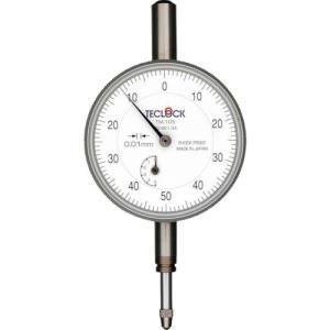 テクロック 標準型ダイヤルゲージ TM-105|kouguman