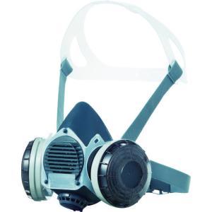 シゲマツ 防塵マスク(伝声器付)U2Wフィルタ使用DR-80U2W  重松製作所 kouguman