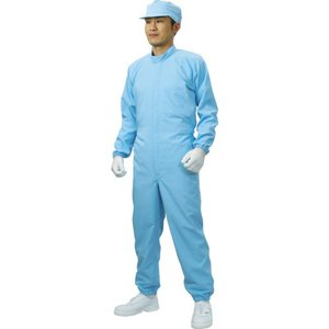 ADCLEAN 塗装用クリーンスーツ(142−10402−M) CK1040-2-M (株)ガードナー kouguman
