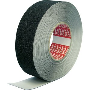 テサテープ アンチスリップテープ 黒 50mmx18m 60943-BK|kouguman