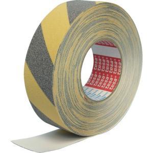 テサテープ アンチスリップテープ イエロー/ブラック 50mmx6m 60943-TR-6|kouguman