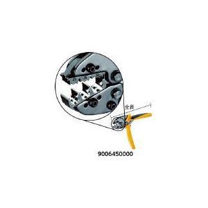 【送料無料】 日本ワイドミュラー 圧着工具 PZ 50 品番9006450000 kouguman