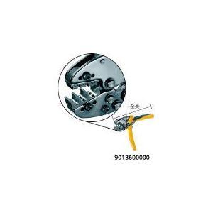【送料無料】 日本ワイドミュラー 圧着工具 PZ ZH 16 品番9013600000 kouguman